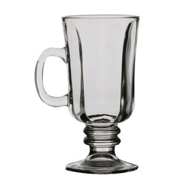 Pedestal Irish Coffee Glass Rentals Charlotte Nc Where
